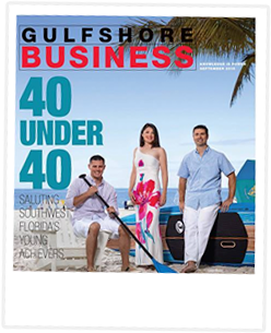 Gulfshore Business 40 under 40