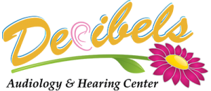 Best Hearing aids in Naples Florida from Decibels Audiology and Hearing Aid Center - Logo